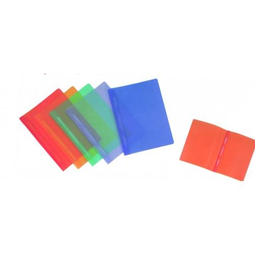 Папка Data Bank B5 прозрачно лице PVC-350μ - Канцеларски материали за офиса и училището | Акварел