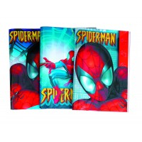 Подвързия ABKA А5, цветна Spider Man