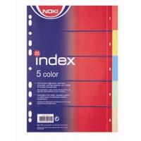 Разделител Noki PVC 5 цвята