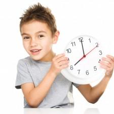 9 лесни съвета да научите детето си да управлява времето си