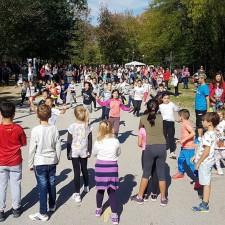 Акварел партньор на спортния празник на Тракия в Пловдив