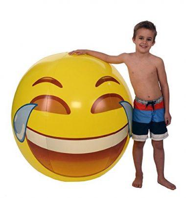 Emoji - плажна топка - плажни играчки 2017
