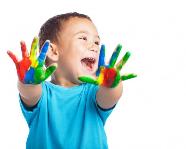 5 безопасни играчки за деца - тесто за моделиране Paulinda