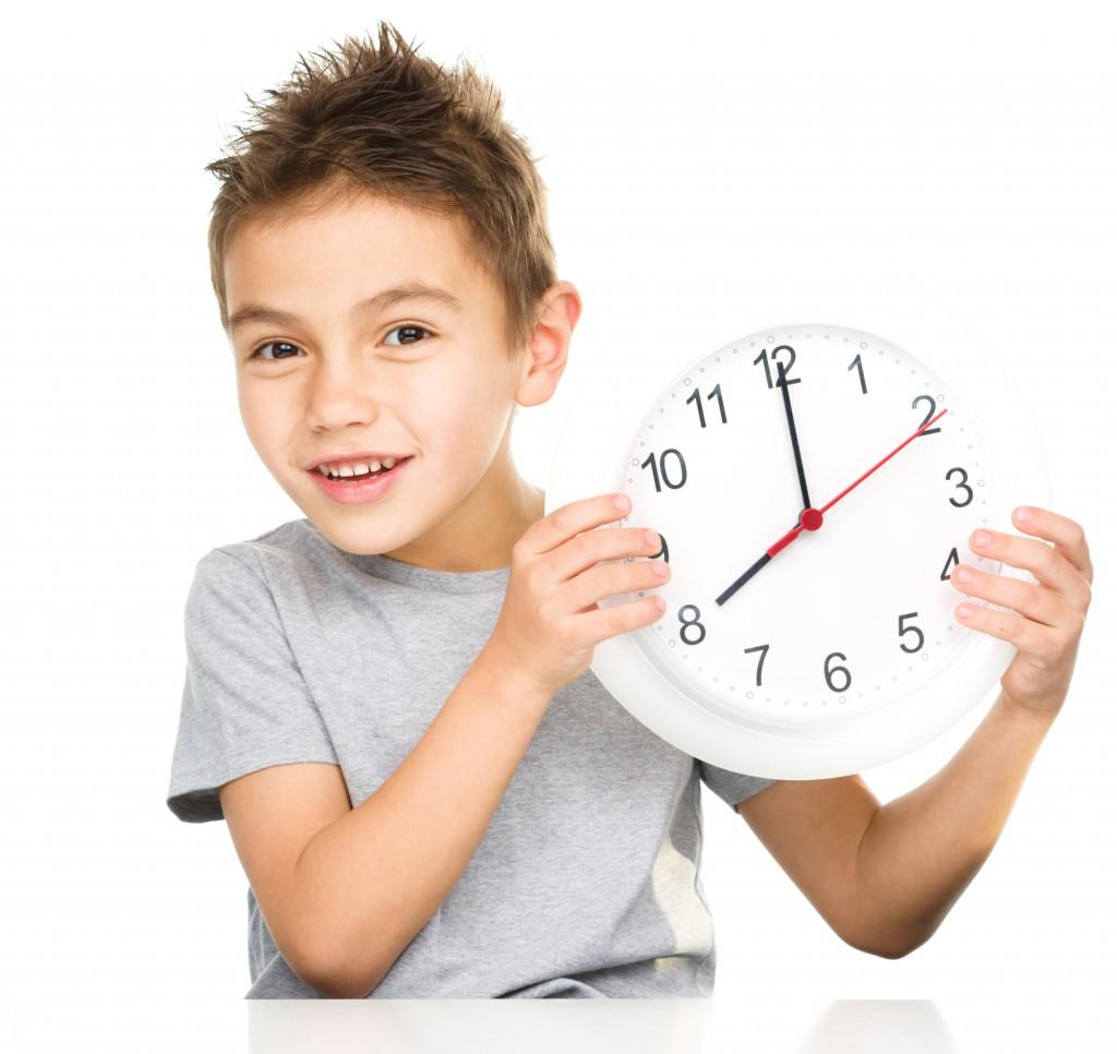 Съвети за развиване на умение за управление на времето у детето ви - детски играчки
